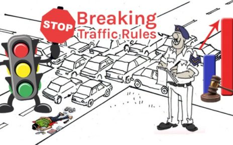 new traffic rules