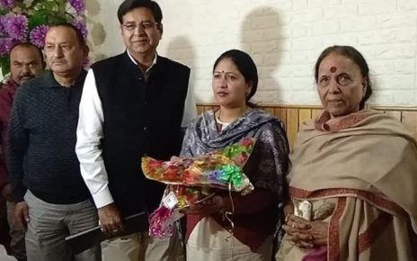 pithoragarh-assembly-by-election-2019-congress-declared-anju-lanthi-as-candidate